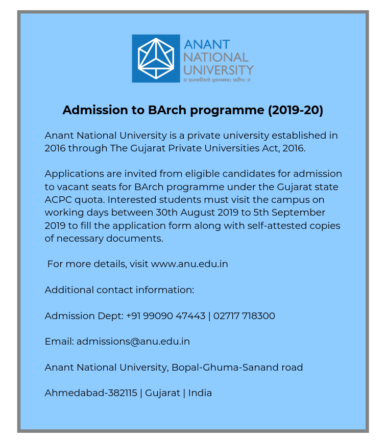 Admissions   Anant National University   India's First